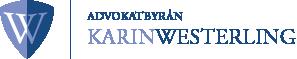 Advokatbyrån Karin Westerling i Växjö Logotyp